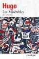 Couverture : Les misérables Victor Hugo