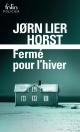 Couverture : Fermé pour l'hiver Jorn Lier Horst