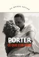 Couverture : Ce que l'on sème Regina Porter