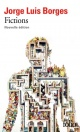 Couverture : Fictions Jorge Luis Borges