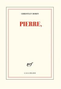 Pierre,