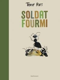 Soldat fourmi