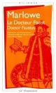 Couverture : Le docteur Faust Christopher Marlowe