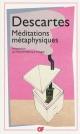 Couverture : Méditations métaphysiques René Descartes