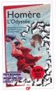 Couverture : Odyssée (L')  Homère