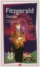 Couverture : Gatsby Francis Scott Fitzgerald