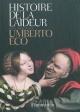 Couverture : Histoire de la laideur Umberto Eco