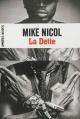 Couverture : Vengeance T.1: La dette Mike Nicol