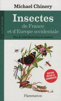 Vignette du livre Insectes de France et d'Europe occidentale