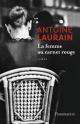 Couverture : Femme au carnet rouge (La) Antoine Laurain