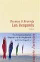 Couverture : Évaporés (Les) Thomas B. Reverdy