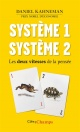 Couverture : Système 1, système 2 : les deux vitesses de la pensée Daniel Kahneman