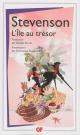 Couverture : Île au trésor (L') Robert Louis Stevenson, Dominique Fernandez