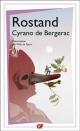 Couverture : Cyrano de Bergerac Edmond Rostand
