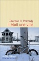 Couverture : Il était une ville Thomas B. Reverdy