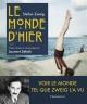 Couverture : Le monde d'hier Stefan Zweig