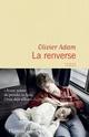 Couverture : La renverse Olivier Adam
