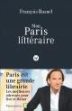 Couverture : Mon Paris littéraire François Busnel, Grégoire Louis