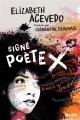 Couverture : Signé poète X E. Acevedo