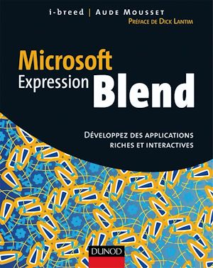 Vignette du livre Microsoft Expression Blend: Développez des applications riches...