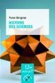 Couverture : Histoire des sciences Yves Gingras