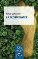 Couverture : La décroissance Serge Latouche