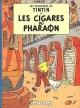 Couverture : Tintin T.4 : Les cigares du pharaon  Hergé