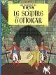 Couverture : Tintin T.8 : Le sceptre d'Ottokar  Hergé