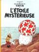Couverture : Tintin T.10 : L'étoile mystérieuse  Hergé