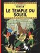 Couverture : Tintin T.14 : Le temple du soleil  Hergé