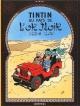 Couverture : Tintin T.15 : Tintin au pays de l'or noir  Hergé