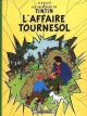 Couverture : Tintin T.18 : L'affaire Tournesol  Hergé