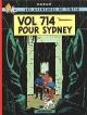 Couverture : Tintin T.22 : Vol 714 pour Sydney  Hergé