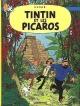 Couverture : Tintin T.23 : Tintin et les Picaros  Hergé