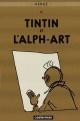 Couverture : Tintin T.24 : Tintin et l'Alph-art  Hergé
