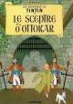Couverture : Tintin T.8 : Le sceptre d'Ottokar  (petit format)  Hergé