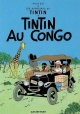 Couverture : Tintin T.2 : Tintin au Congo  (petit format)  Hergé