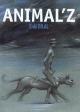 Couverture : Animal'z Enki Bilal