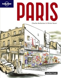 Vignette du livre Paris :City guide BD