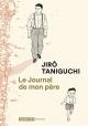 Couverture : Le journal de mon père Jiro Taniguchi
