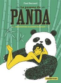 La paresse du panda. Une aventure de Jeanne Picquigny