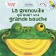 Couverture : La grenouille qui avait une grande bouche Keith Faulkner, Jonathan (illustrateu Lambert