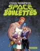 Couverture : Space boulettes Craig Thompson