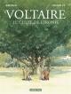 Couverture : Voltaire, le culte de l'ironie Philippe Richelle, Jean-michel Beuriot