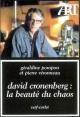 Couverture : David Cronenberg : la Beauté du Chaos Géraldine Pompon