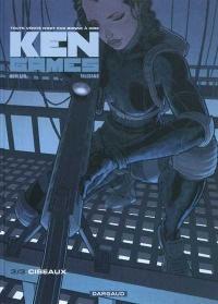 Ken Games T.3 : Ciseaux
