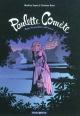 Couverture : Paulette Comète T.2: Reine des gangsters intérimaire Mathieu Sapin, Florence Spitéri, Christian Rossi