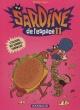 Couverture : Sardine de l'espace T.11: L'archipel des hommes-sandwichs Emmanuel Guibert, Mathieu Sapin