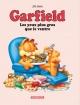 Couverture : Garfield T.3 : Les yeux plus gros que le ventre Jim Davis