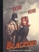 Couverture : Blacksad : les dessous de l'enquête... Juan Diaz Canales, Juanjo Guarnido